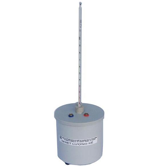 Hình ảnh nhiệt lượng kế phòng thí nghiệm được sử dụng phổ biến hiện nay