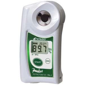 Khúc xạ kế đo độ ngọt điện tử hiện số PAL-3 Atago