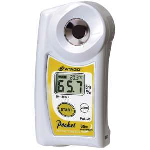 Khúc xạ kế đo độ ngọt điện tử hiện số PAL-α Atago