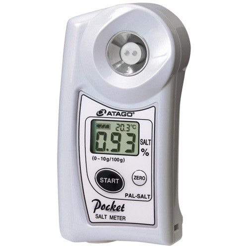 Máy đo độ mặn điện tử PAL-SALT Atago