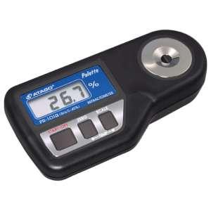 Khúc xạ kế đo độ ngọt hiển thị số PR-101α Atago