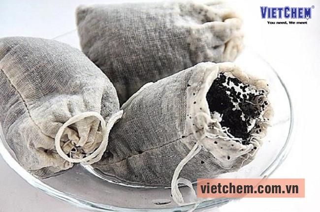 Than bột được ứng dụng khử mùi, khử màu trong nước một cách hiệu quả nhất