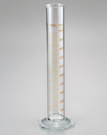Ống đong thủy tinh 1000ml Genlab