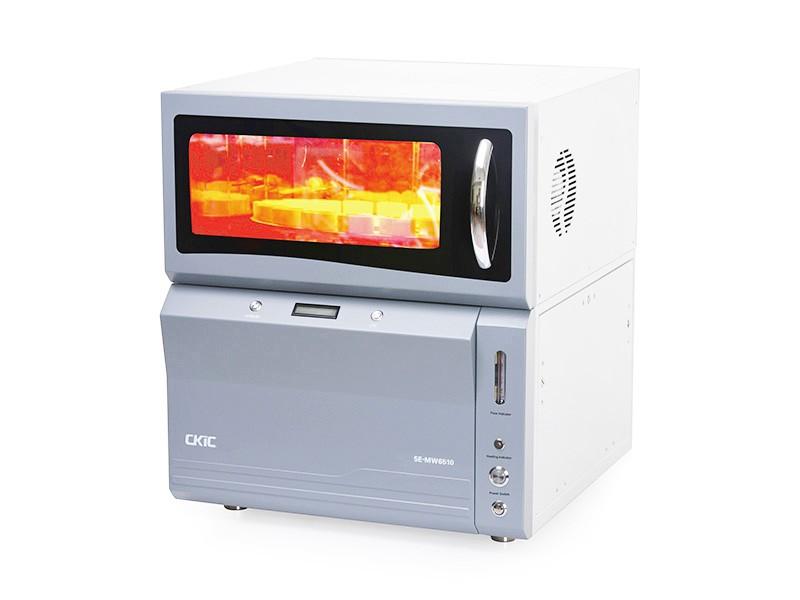 Máy xác định hàm lượng % ẩm tự động 19 mẫu 5E-MW6510 CKIC
