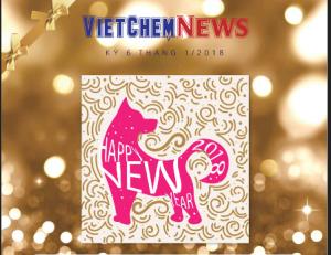 Tạp chí VietChem News kỳ 6 tháng 01.2018