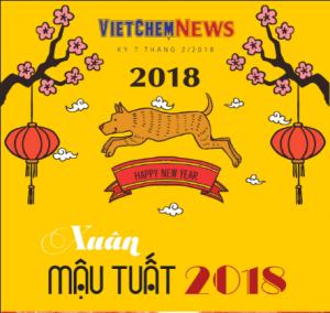 Tạp chí VietChem News Kỳ 7 tháng 02.2018