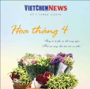 Tạp Chí VietChem News Kỳ 8 tháng 04.2018
