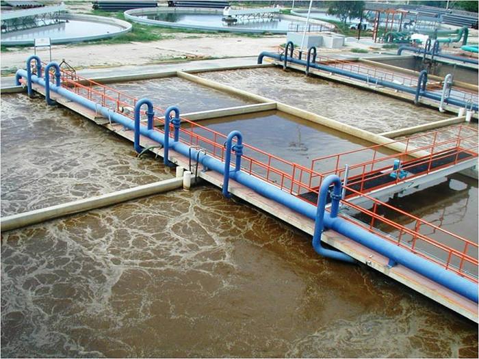 Hình ảnh hóa chất polymer (PAC) ứng dụng trong xử lý nước thải