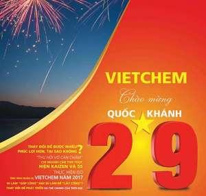 Tạp chí VietChem News kỳ 2 tháng 9.2017