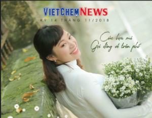 Tạp Chí VietChem News Kỳ 14 tháng 11.2018