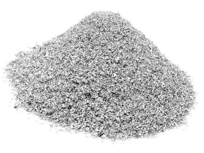 Magnesium là kim loại tương đối cứng, có màu trắng bạc