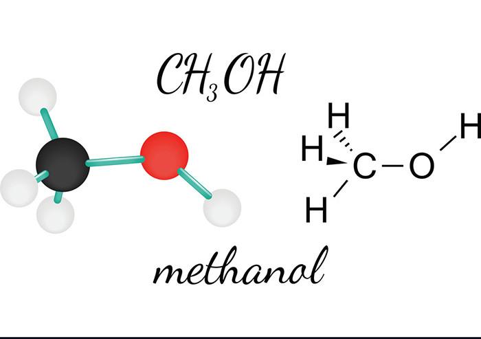 Hình ảnh công thứcMethanol (ancol metylic) làCH3OH