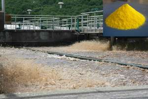 Ứng dụng tuyệt vời của PAC xử lý nước thải