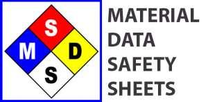 MSDS hóa chất - Bảng chỉ dẫn phiếu an toàn hóa chất PAC