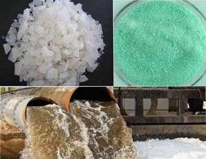So sánh phèn nhôm và phèn sắt - Hóa chất trong công nghiệp xử lý nước