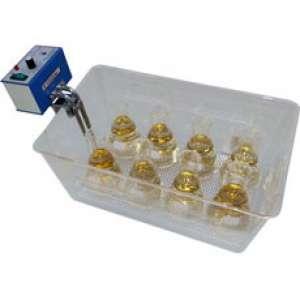 Bể điều nhiệt Polycarbonate WBS-14 MRC