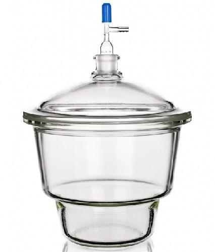 TT-Bình hút ẩm phi 300 mm-Có vòi Trung Quốc
