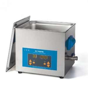 Bể rửa siêu âm 13 lít VGT-2013QTD Trung Quốc.