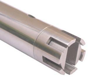 Trục khuấy (Dispersing tool) cho máy đồng hóa OV5 VSS3CMR3 Velp
