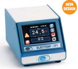 Bộ điều khiển nhiệt độ Electemp-TFT Selecta Tây Ban Nha