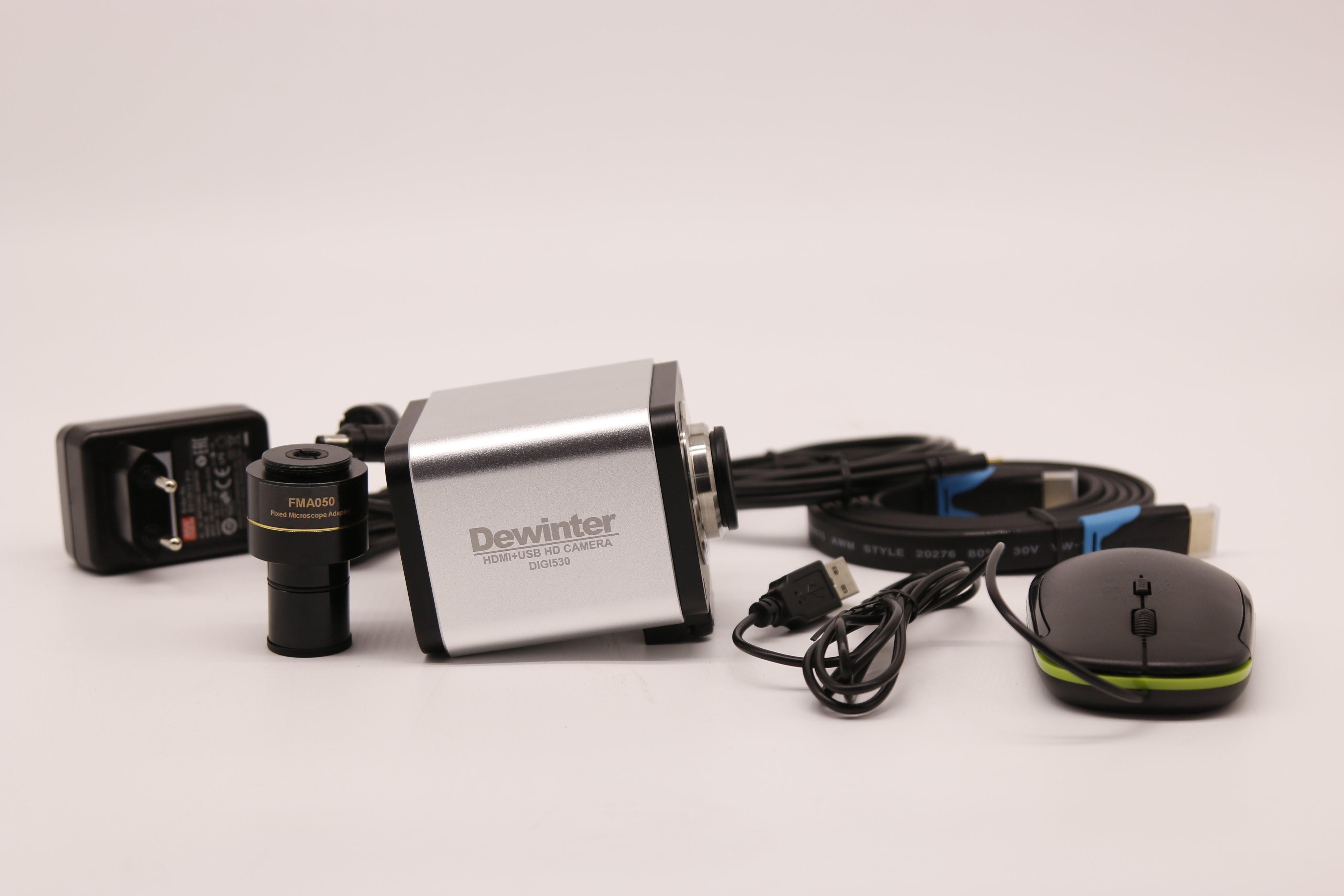 Camera HDMI DIGI530 DEWINTER  Ấn Độ