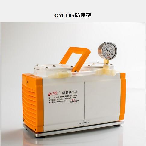 Bơm chân không GM-1.0A (bơm Màng) Trung Quốc