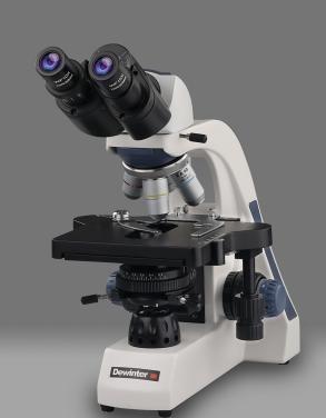 Kính hiển vi sinh học 2 mắt Smart Dewinter Ấn Độ