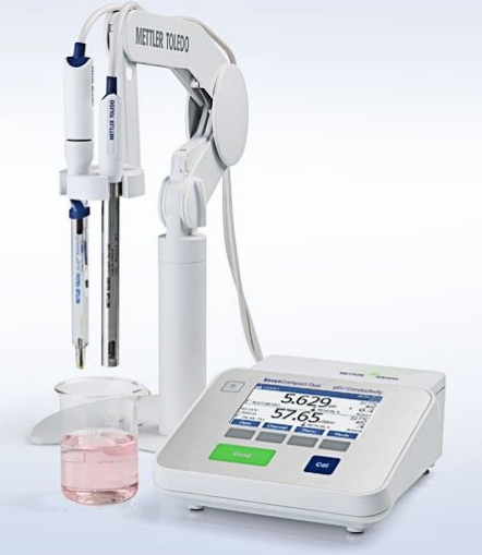 Máy đo độ dẫn để bàn SevenCompact S230-K Mettler Toledo-Thụy Sỹ (xuất xứ Trung Quốc)
