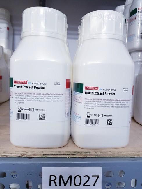 Yeast Extract Powder (Cao nấm men) RM027 Himedia Ấn Độ