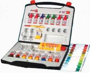 Aqua test box 8 chỉ tiêu (test pH, KH, NH3/NH4, NO2, NO3, PO4, Cu, Ca) Sera