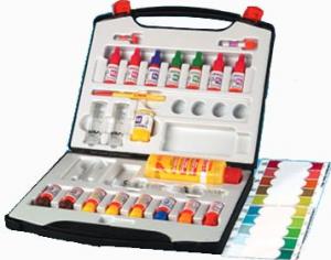 Aqua test box 9 chỉ tiêu (test pH, GH, KH, NH3/NH4, NO2, NO3, PO4, Fe, Cu or Cl) Sera