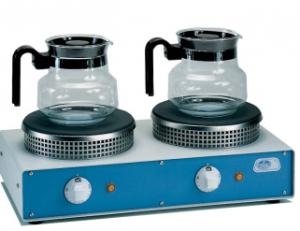 Bếp gia nhiệt mặt tròn dòng Duplac Ø15cm Selecta