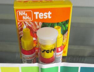 Test NH3/NH4 60 lần test Sera