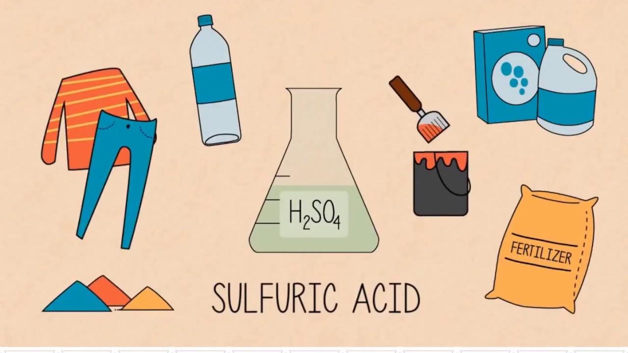Nên mua axit sulfuric ở đâu