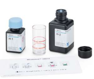 Carbonate Hardness Test in freshwater and seawater Merck Đức