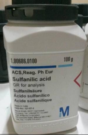 Sulfanilic acid for synthesis Merck Đức