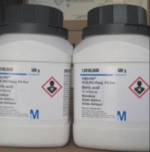 Boric acid for analysis EMSURE® ACS,ISO,Reag. Ph Eur 5kg Merck