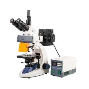 Kính hiển vi huỳnh quang 3 mắt VE-146YT Velab