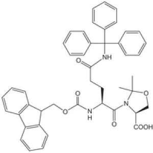 Fmoc-Gln(Trt)-Ser(psiMe,Mepro)-OH Novabiochem 5g Merck