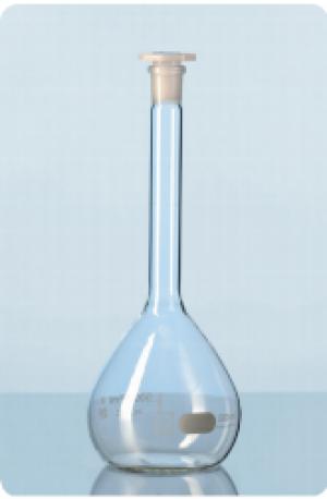 Bình định mức, A, 14/23, 100ml 0.1A, nút nhựa Dura