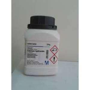 Calcium hydroxide for analysis EMSURE® ACS,Reag. Ph Eur 500g Merck