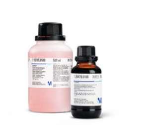 Multi-element standard III dissolved in oil 900 ppm: Ag, Al, B, Ba, Ca, Cd, Cr, Cu, Fe, Mg, Mn, Mo, Na, Ni, P, Pb, Si, Sn, Ti, V, Zn Certipur®