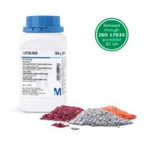 VRBD (Violet Red Bile Dextrose) agar acc. EP, USP, JP and ISO 21528 GranuCult™