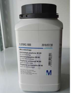 Universal peptone M 66 for microbiology 1kg Merck