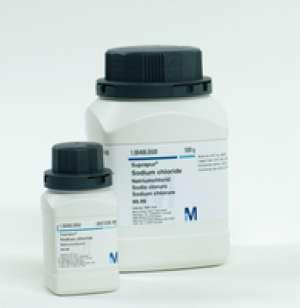 Sodium chloride for analysis EMSURE® ACS,ISO,Reag. Ph Eur 500g Merck