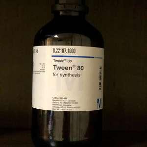 Tween® 80 for synthesis 500ml Merck