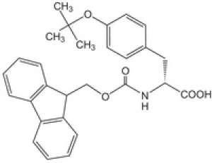 Fmoc-D-Tyr(tBu)-OH Novabiochem® 25g Merck