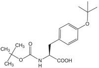 Boc-Tyr(tBu)-OH Novabiochem® 25g Merck