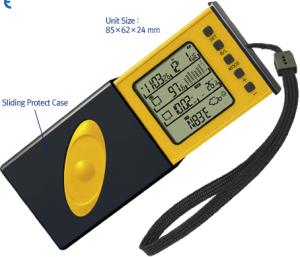 Máy đo nhiệt độ A1.A9202 Daihan