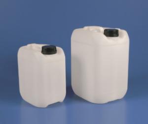 Bình nhựa công nghiệp dạng vuông không van 10 lít Kartell